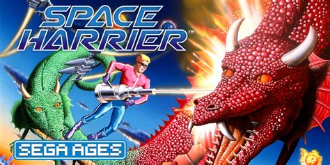 SEGA AGES Space Harrier | Nintendo Switch download
