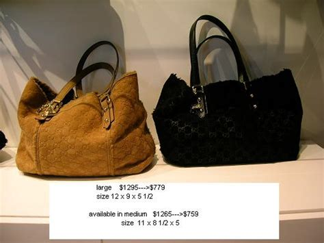 Pictures of bags from Woodbury outlet - PurseForum