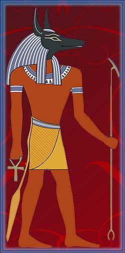 GVC09-24: Mystical creatures and gods -Egyptian