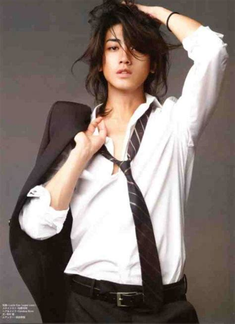 Top 20 Most Handsome, Hottest, and Talented Japanese