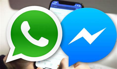 Messenger v WhatsApp - Why this new feature could give