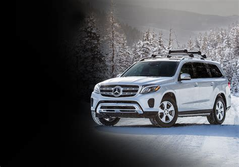 4MATIC All-Wheel Drive SUV, Sedan and Coupe | Mercedes-Benz