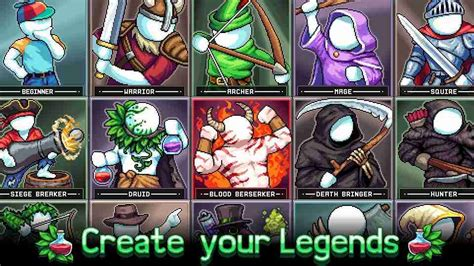 Legends of Idleon Idle MMO MOD APK (Unlimited Money