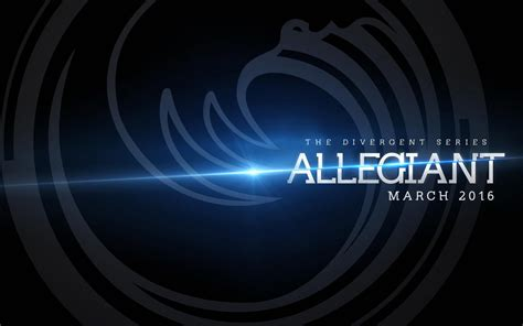 The Divergent Series Allegiant 2016 Wallpapers | HD