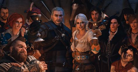 Who's who in The Witcher's wonderful 10-year anniversary