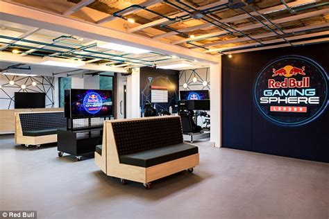 The Red Bull Gaming Sphere will be a public esports hub in