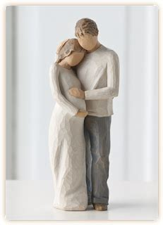 Amende ord&ton: Willow tree figuriner