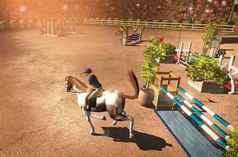 Riding Club Championship horse game for Facebook Users