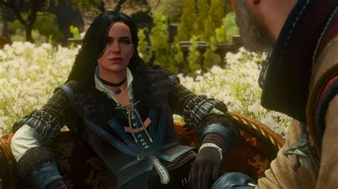 How to get to have Yennefer sleeping at Corvo Bianco with