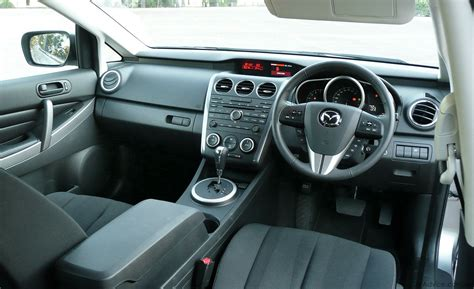 Mazda CX-7 Review & Road Test | CarAdvice