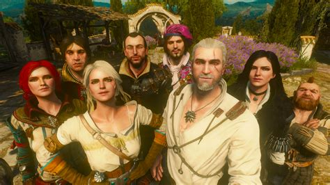 Group Reunion Picture [Celebrating 2 years of the Witcher