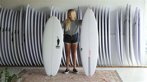 Surfboard Dimensions: Length, Width, Thickness & Foil