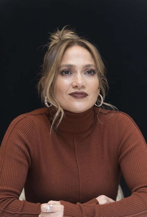 Jennifer Lopez – Second Act Press Conference Portraits in