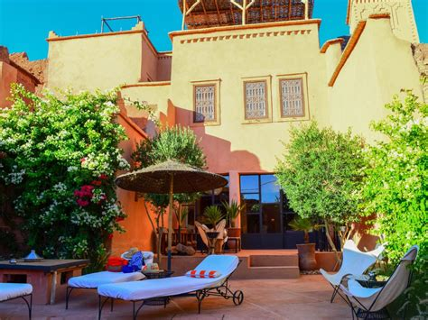 Where to Stay in Ait Ben Haddou, Morocco - Riad Caravane