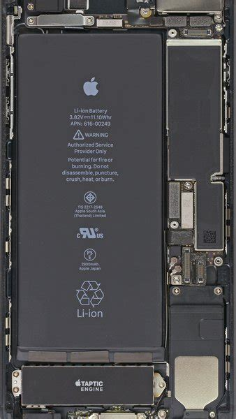 Turn Your Phone Inside Out: iPhone 7 and 7 Plus Internals