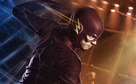 Grant Gustin as Barry Allen The Flash Wallpapers   HD