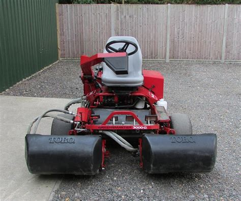 Toro 3000-D SOLD for Sale - RJW Machinery Sales