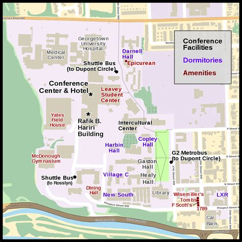 Campuses of Georgetown University - Wikipedia