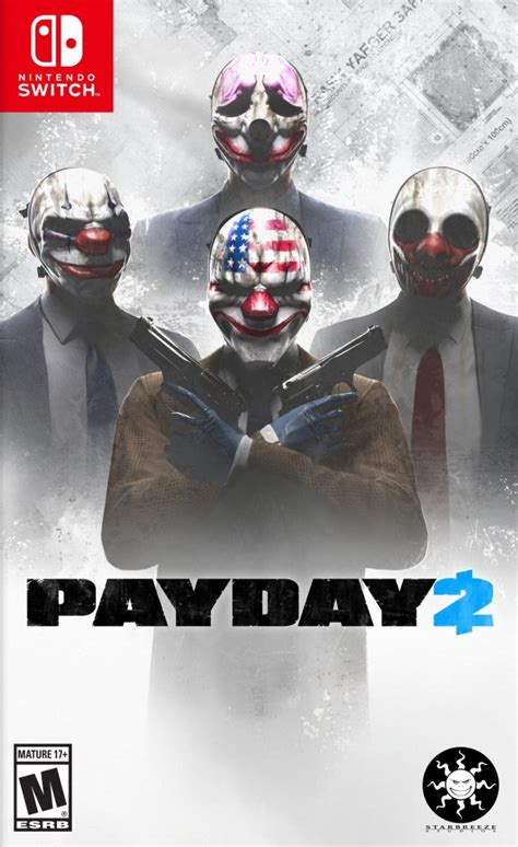 PAYDAY 2 (Nintendo Switch) Game Profile | News, Reviews