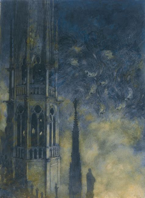 Edmund Dulac - The Bells (With images)   Art, Edmund dulac