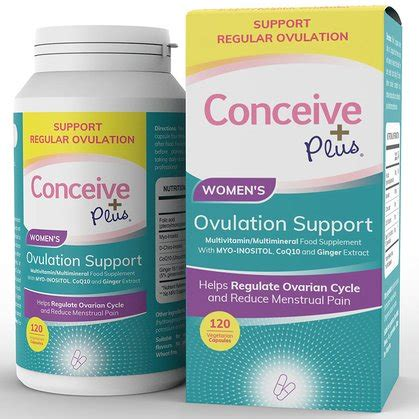 Conceive plus women's ovulation support / ägglossningsstöd