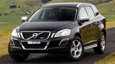 Volvo XC60 R-Design (2011) AU Wallpapers and HD Images